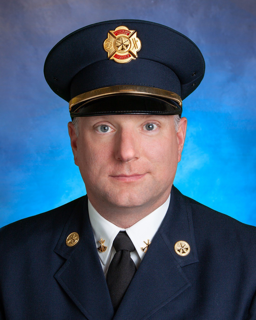 Assistant fire chief david dales