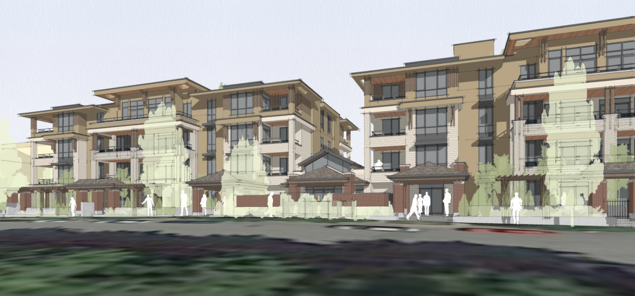 Render of new development at 1210-1260 east 16th st