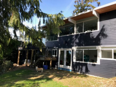 Woolcox Residence: After renovation