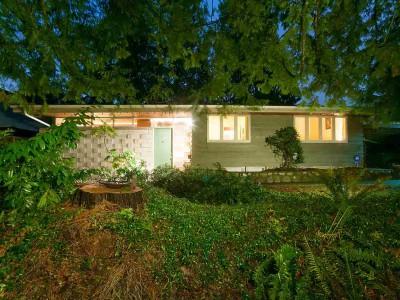 Ingram Residence: Before renovation