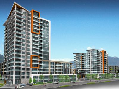 Rendering of Larco development at 2035 Fullerton Ave