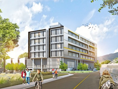 Rendering of proposed development at 1371 McKeen Ave