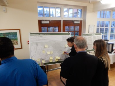 Heritage strategic plan open house