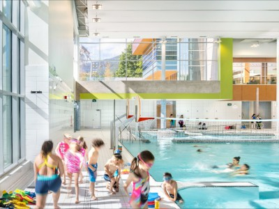 New Delbrook recreation centre