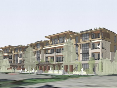 Render of new development at 1210-1260 east 27th st