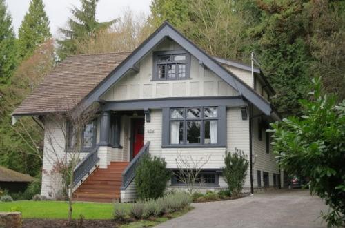heritage award winning home