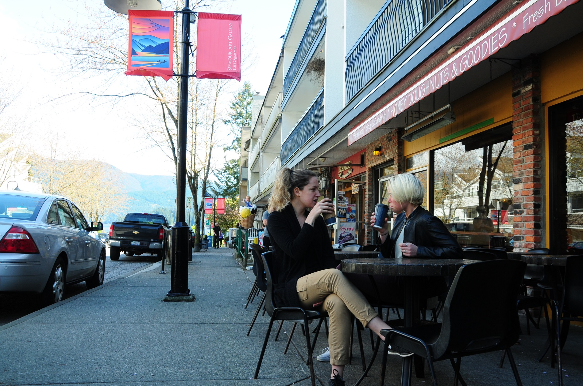 Sidewalks, streets, parking | District of North Vancouver
